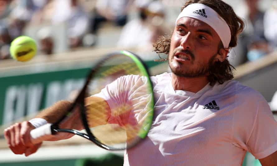 Stefanos Tsitsipas: 'This may very well be a special 12 months for me at Wimbledon' | Wimbledon
