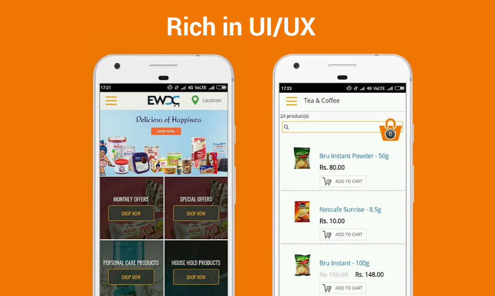 How to Build Grocery Shopping Apps for your Grocery Business