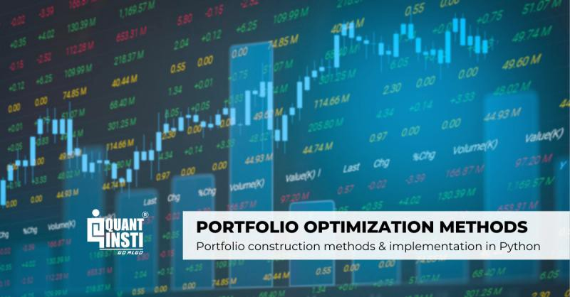 Portfolio Optimization Methods