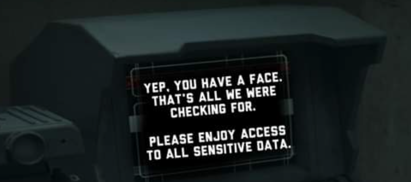 Why The Empire Will Always Loss At Data Security