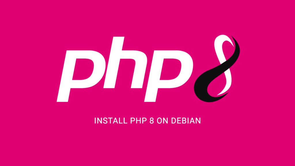 Install PHP 8 on Debian