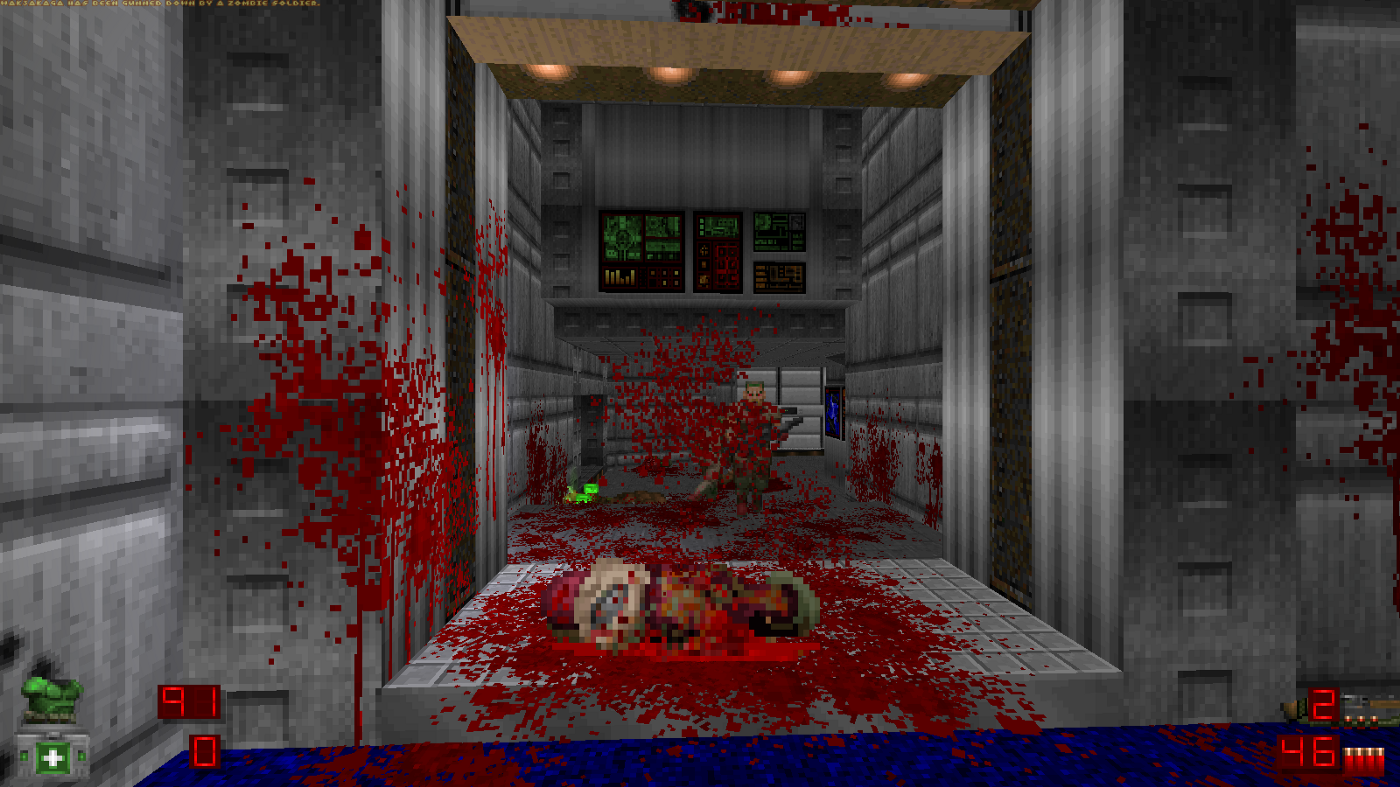 Review: Brutal Doom: Hell on Earth Starter Pack - I Coleman - Medium