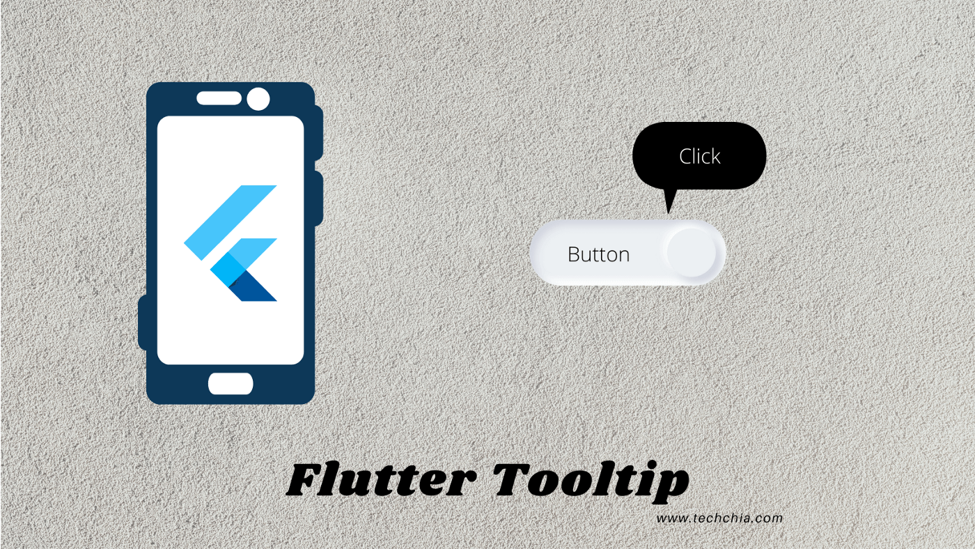 Flutter Tooltip with example