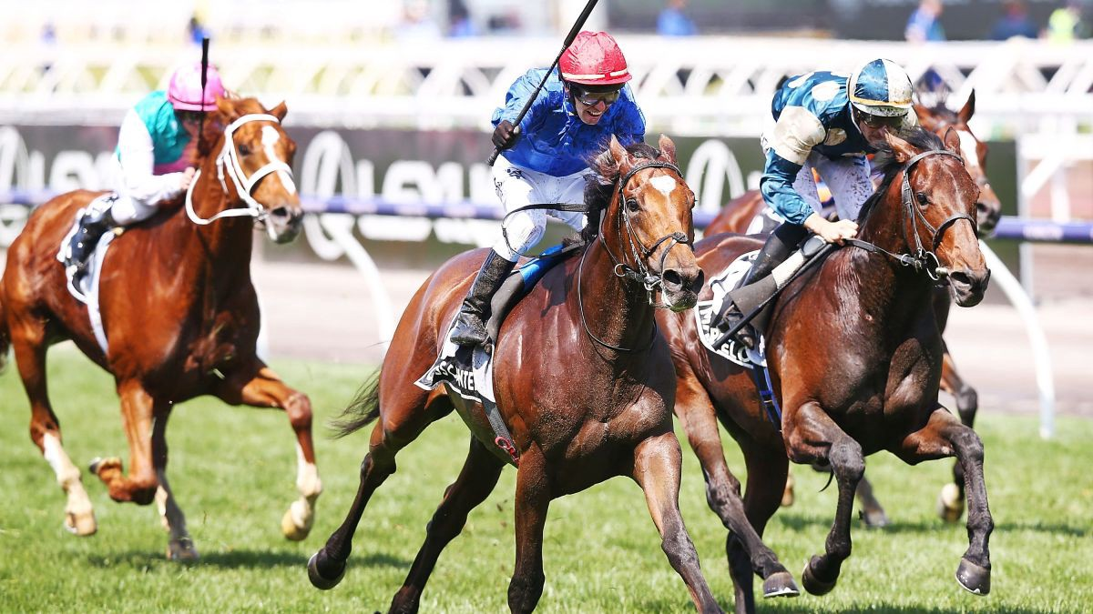 What time is the melbourne cup run 2020