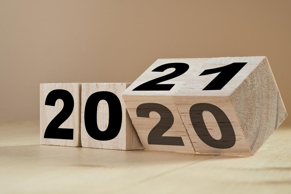 2020 turns to 2021