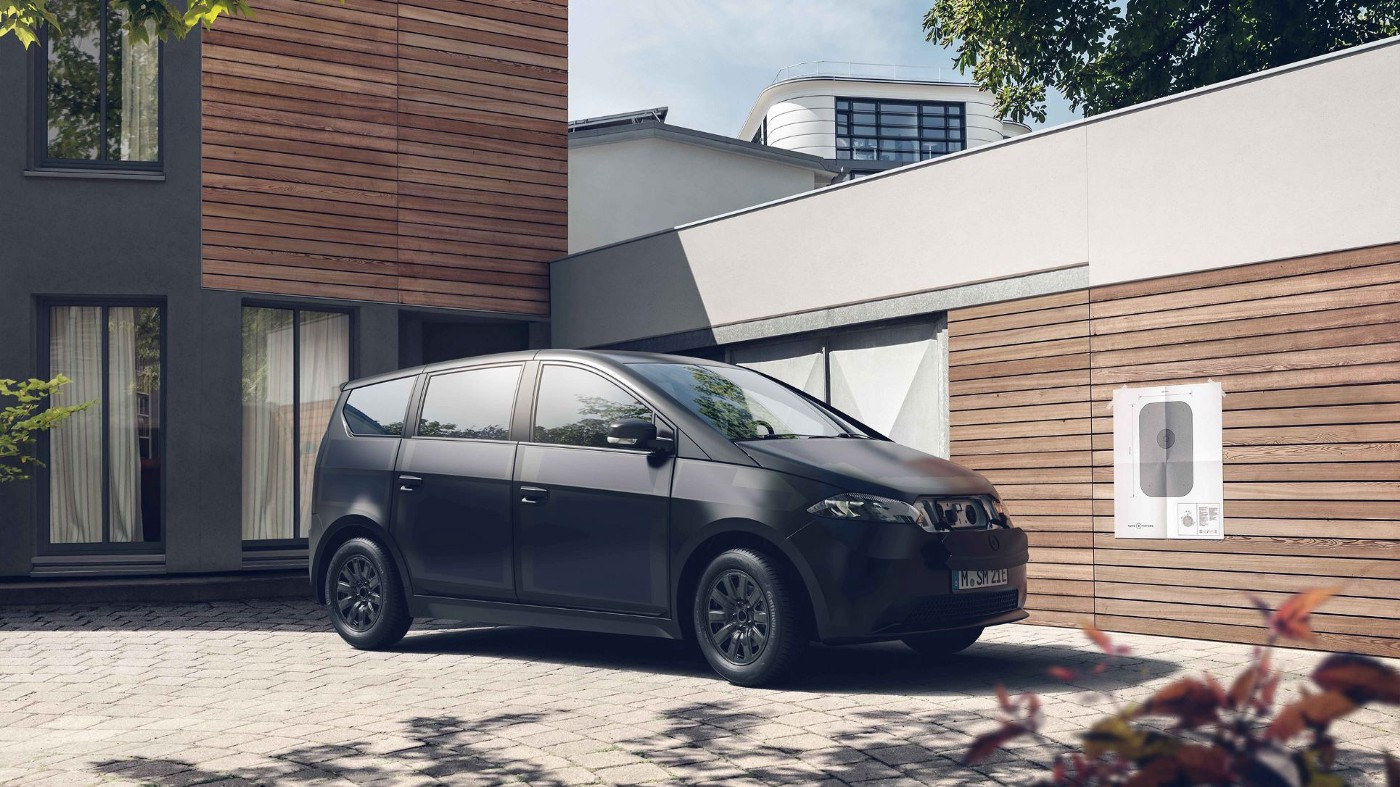 Sono Motors expands car-sharing, further develops Sion solar electric vehicle