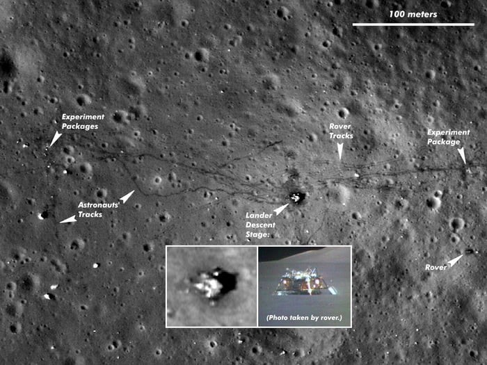 Moon landing — no, it wasn't faked - The Friedel Chronicles