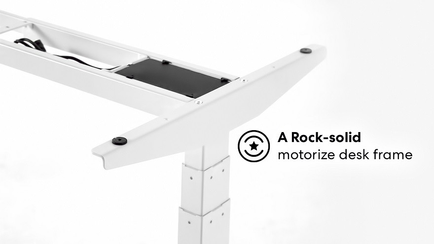 Key features of the SmartDesk 2