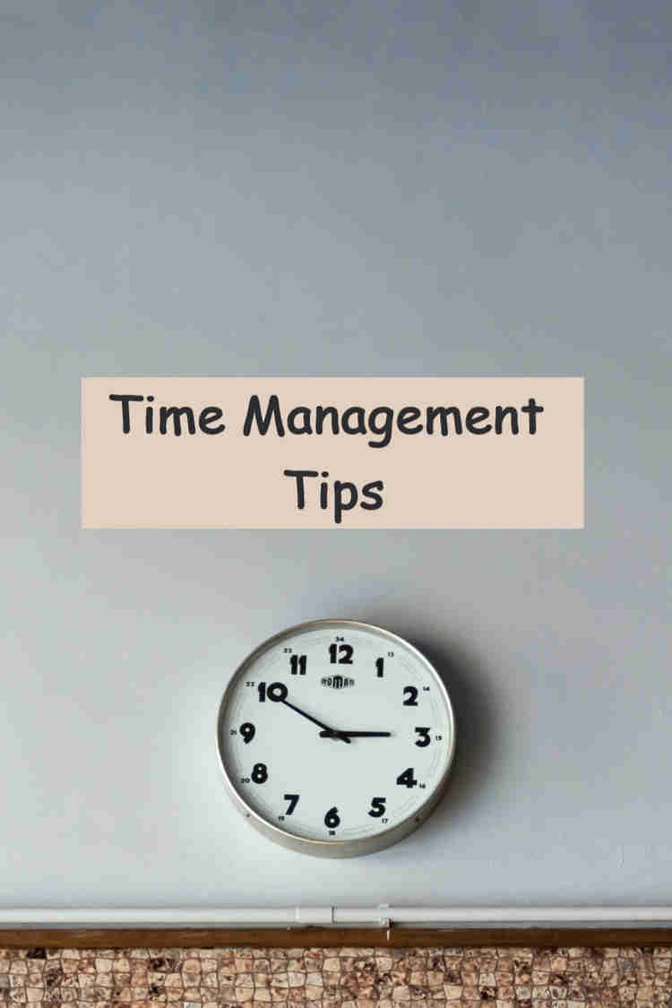 Time Management Tips: How I Really Manage My Time Efficiently