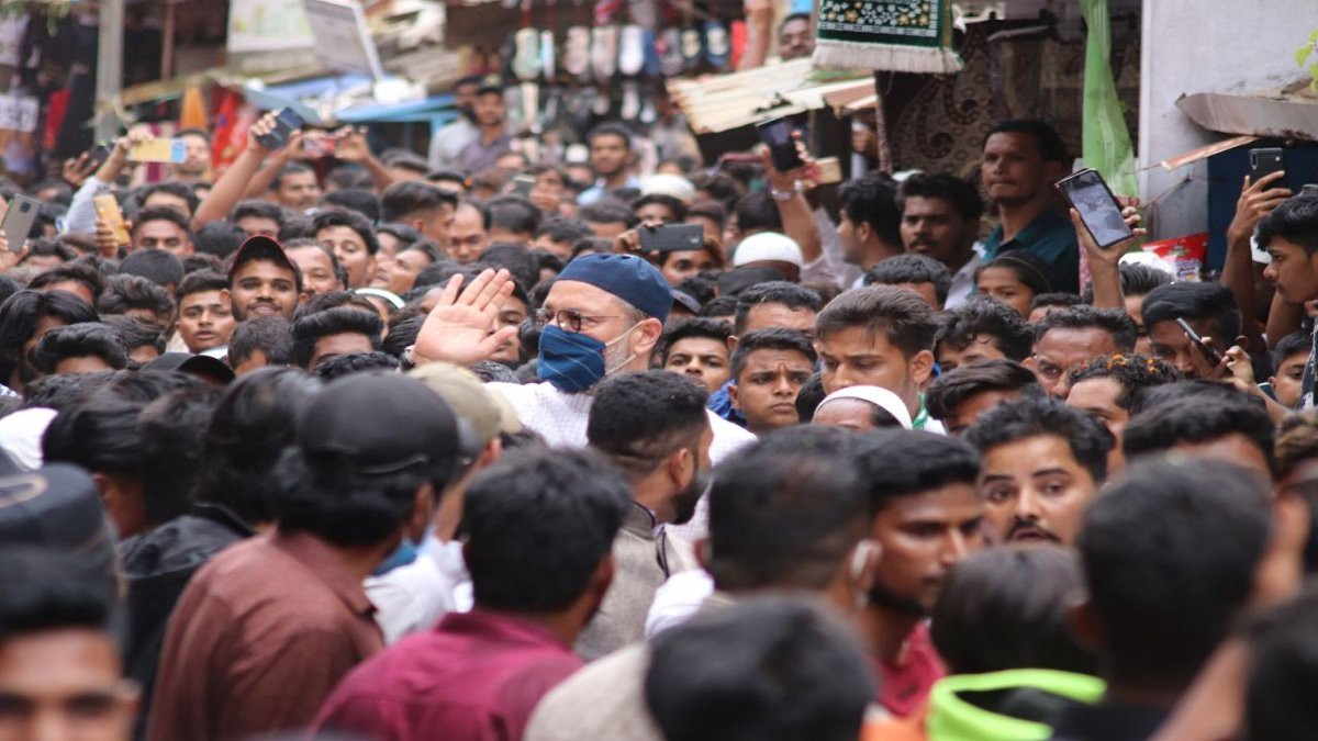 HDMC Poll Results 2021 Live: AIMIM opens account winning two seats