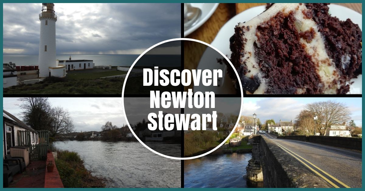 Newton Stewart - Top Tips on What To See And Do