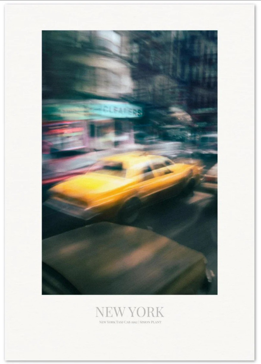 New-York-Taxi-Poster