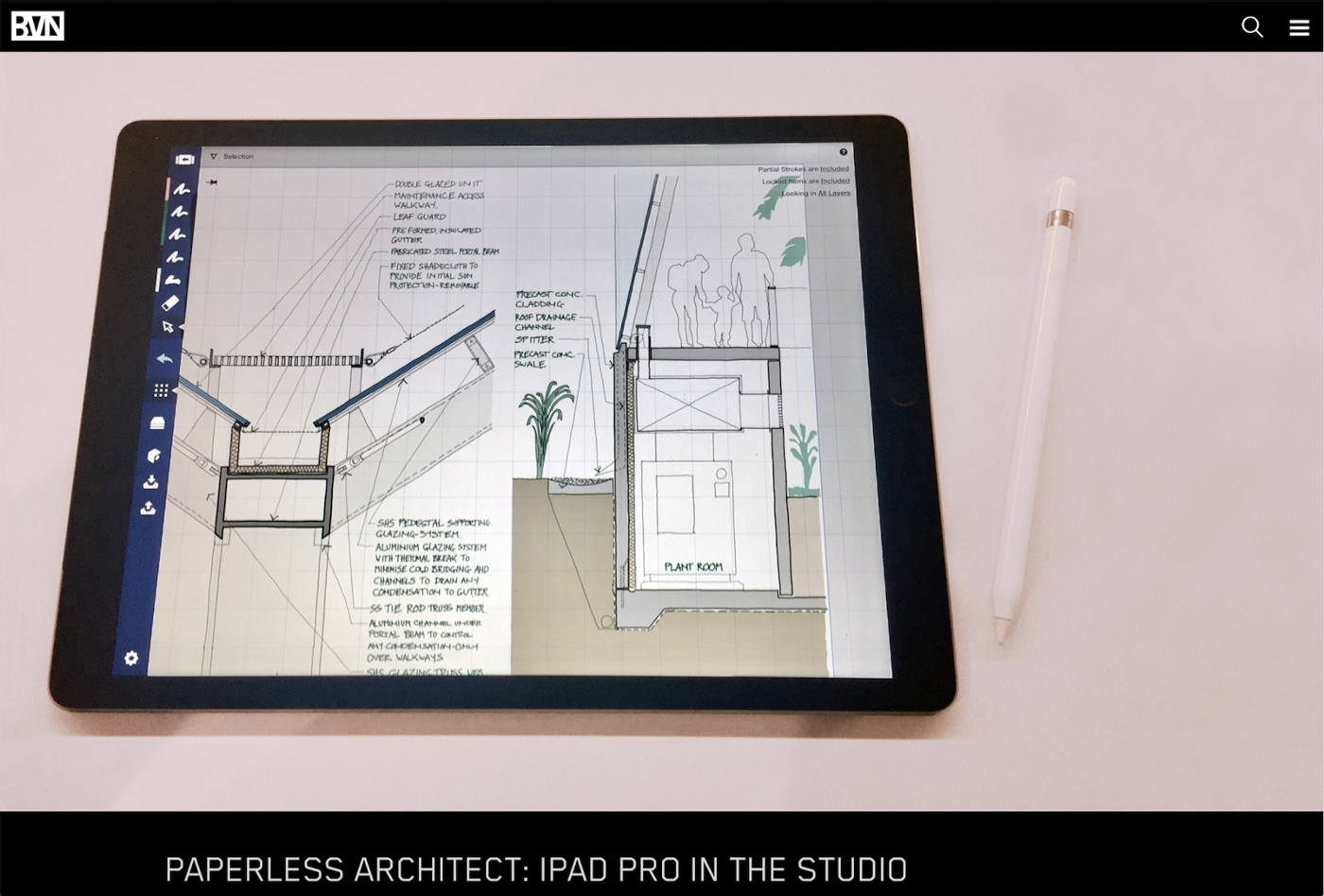 The Design Life of a Paperless Architect - Concepts App - Medium