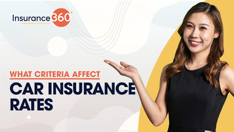 Criteria That Affect Car Insurance Rates