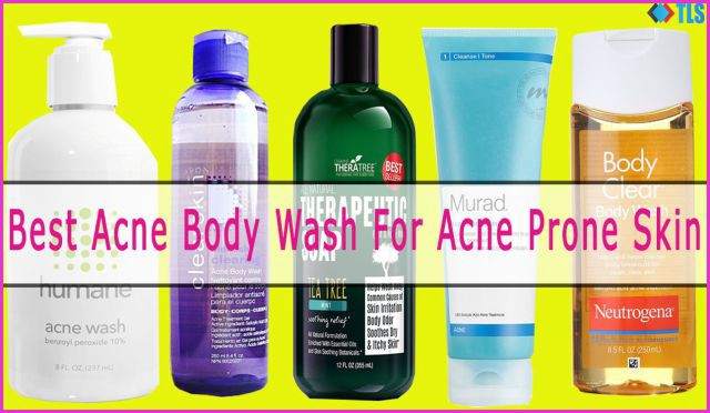 10 Good Body Wash For Acne To Lead A Blemish Free Life