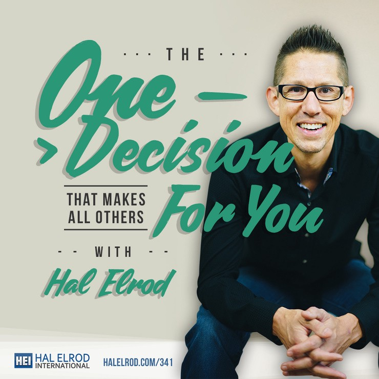 Hal elrod the one decision