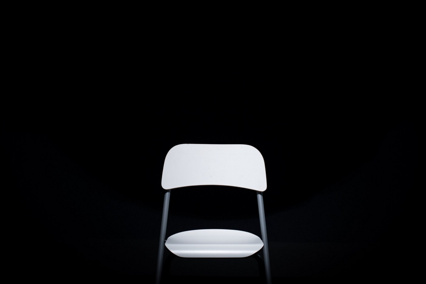 The chair is just there, go get it.
