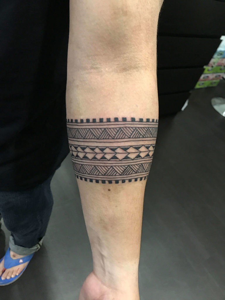 Armband Tattoos — 20 Best Armband Tattoo Designs   by Trending ...