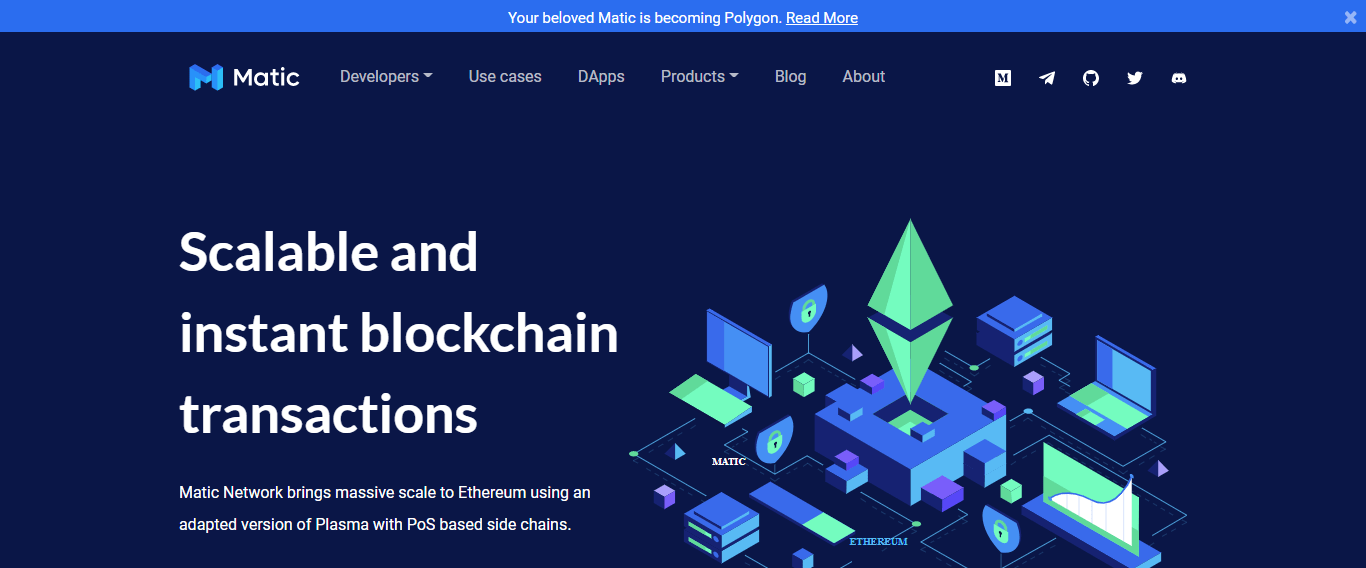What Is Matic.network? (WMATIC) Complete Guide Review About Matic.network
