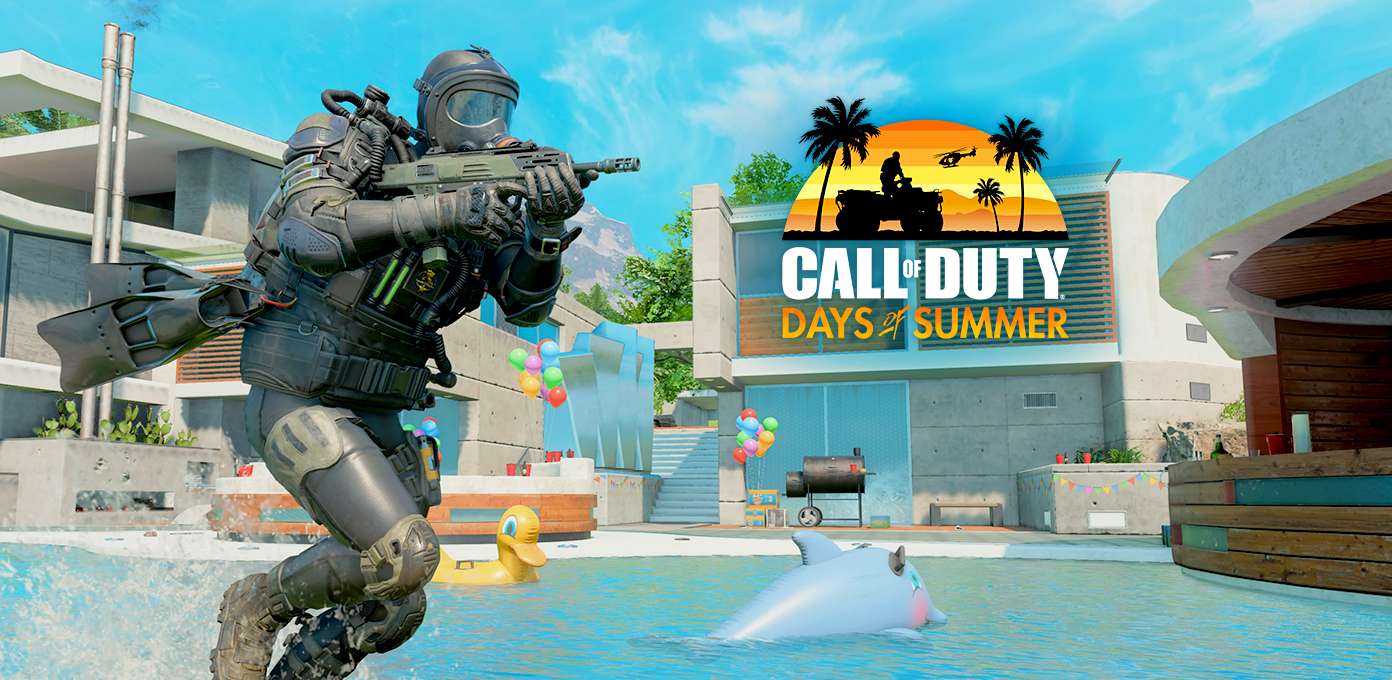 Days of Summer event (Call of Duty®: Black Ops 4) - Future Vision
