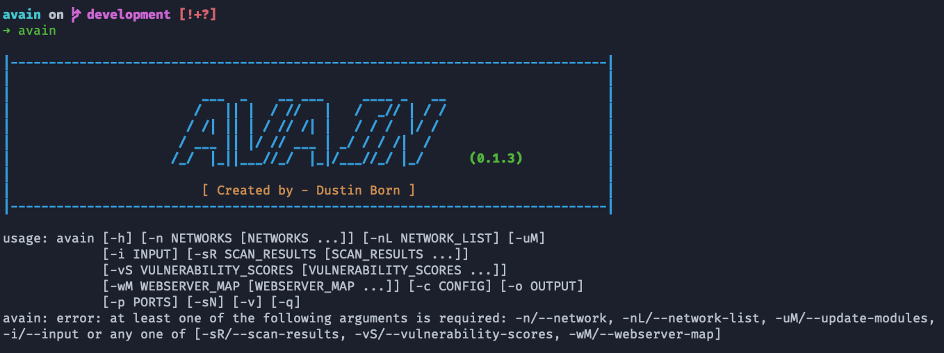 AVAIN - Automated Vulnerability Analysis (in) IP-based Networks
