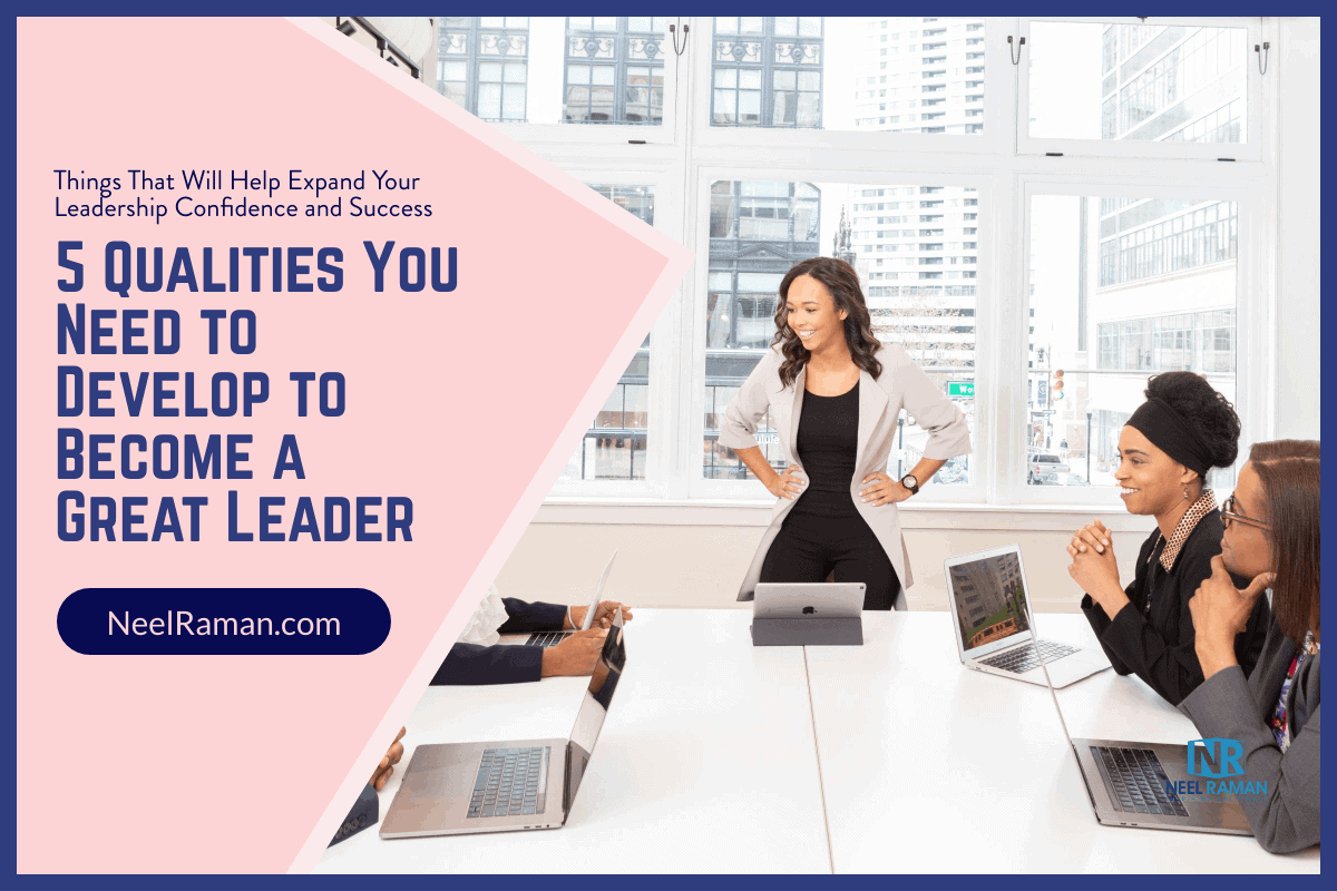 become a great leader