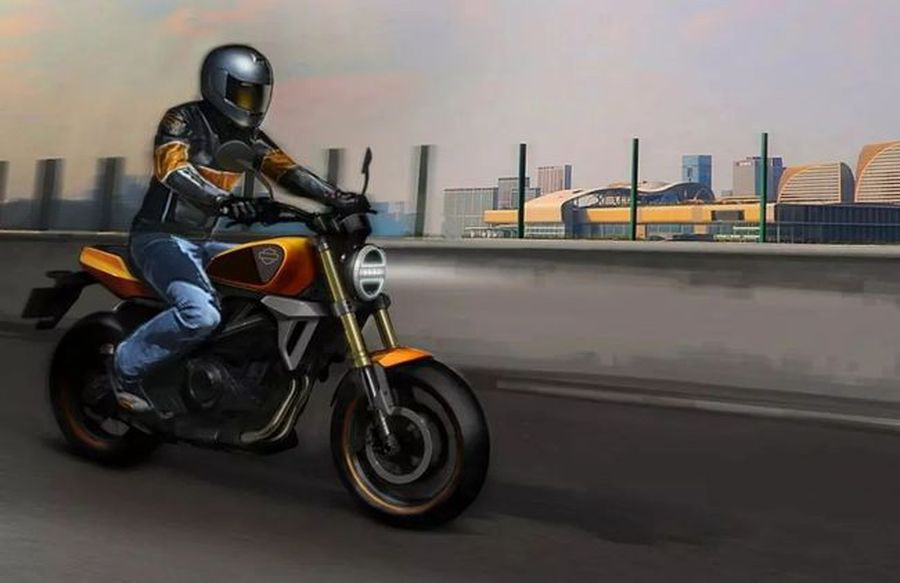 QJMOTO Founds a Joint Venture With Harley-Davidson Motor Company Group