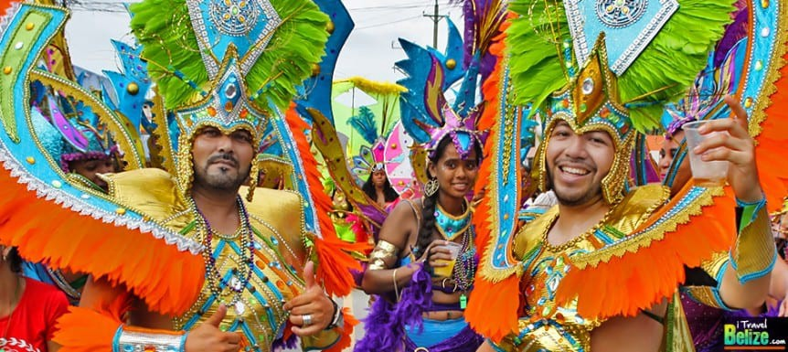 A Few of Belize's Memorable Annual Celebrations