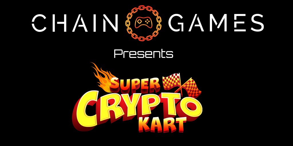 CHAIN GAMES PRESENT SUPER CRYPTO KART