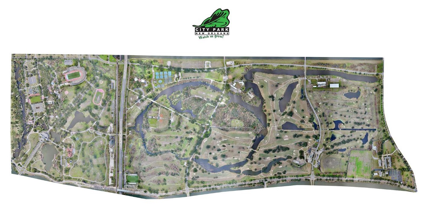 Mapping Large Areas: Drones Create High-Resolution Map of 1,300-Acre on