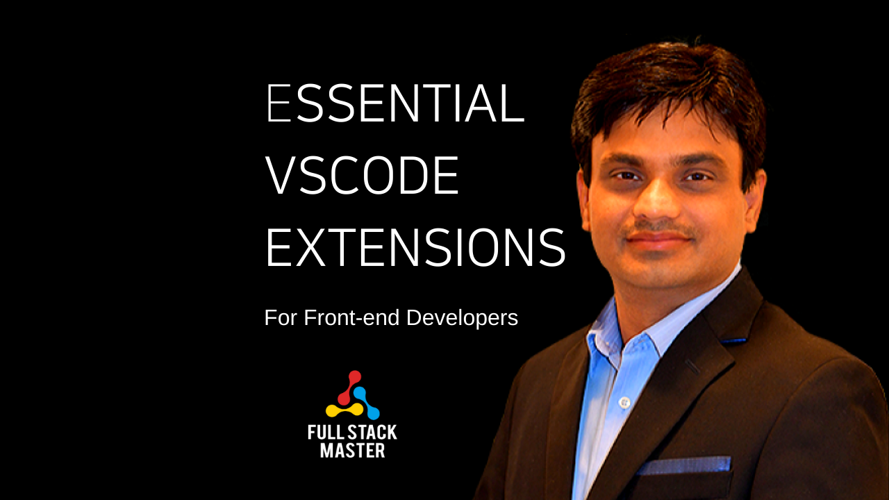 30 vs code BEST EXTENSIONS for front end development