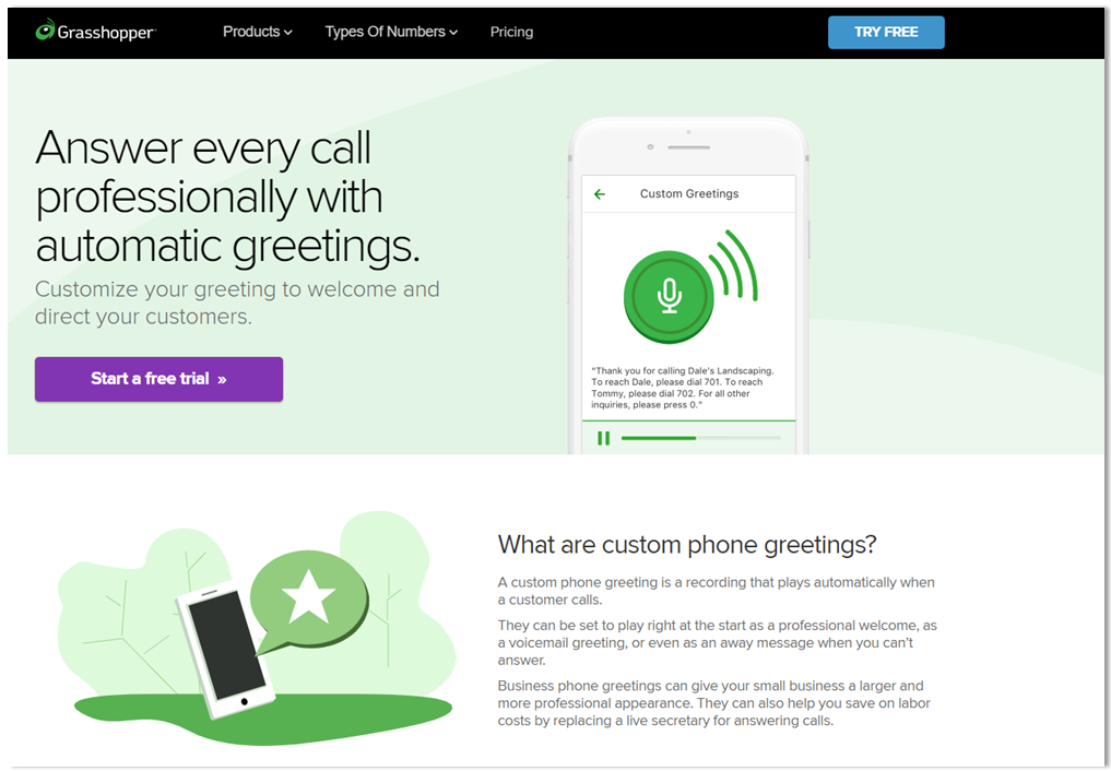 The Best Services to Record a Voicemail Greeting for Business
