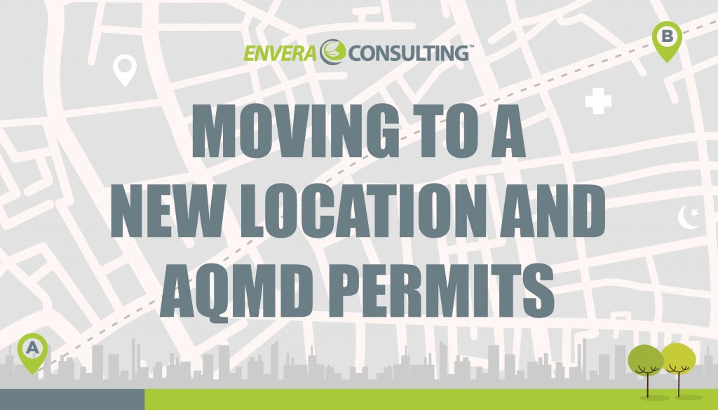 Envera Consulting: AQMD Permits and Moving