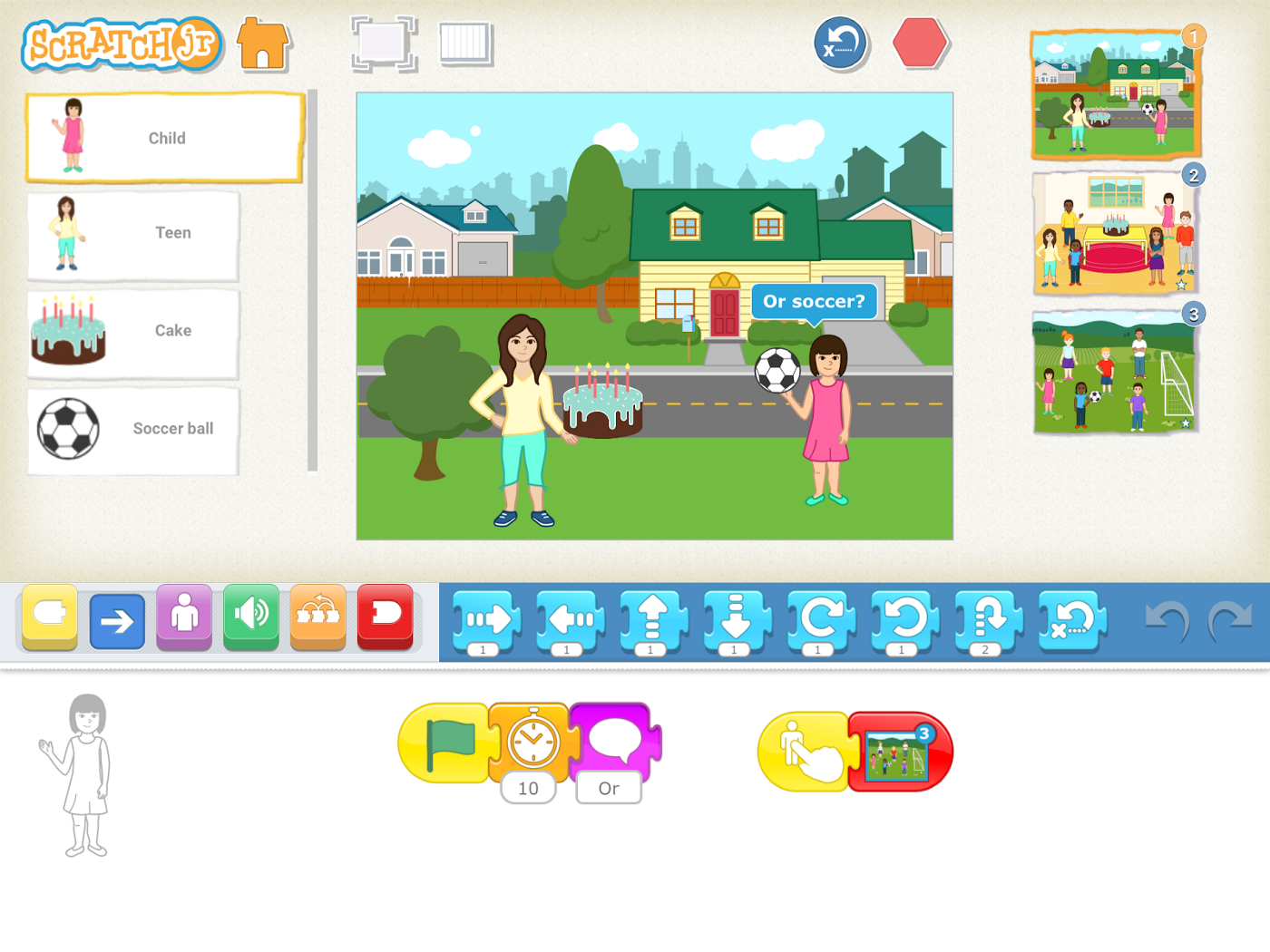10 things to try right now with your child on Scratch and ScratchJr