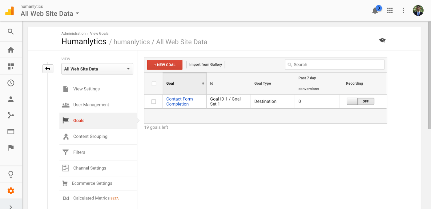 How To Set Up Goal Funnel Visualization Reports On Google Analytics By Patrick Han Analytics For Humans Medium