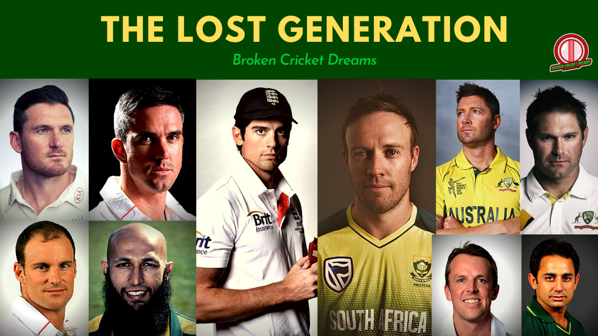 11 Cricketers Who Retired Too Early - The Lost Generation of Alastair Cook, Kevin Pietersen, AB De Villiers, Hashim Amla, and Michael Clarke