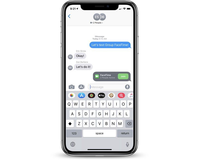Hang on: Apple unveils new Group FaceTime for iOS 12