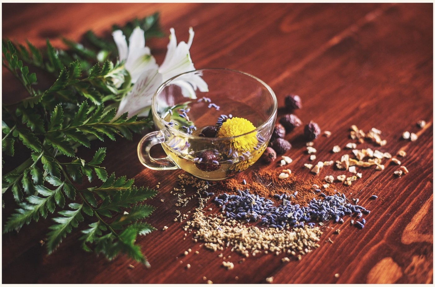 The Herbal Teas To Relieve Your Stress