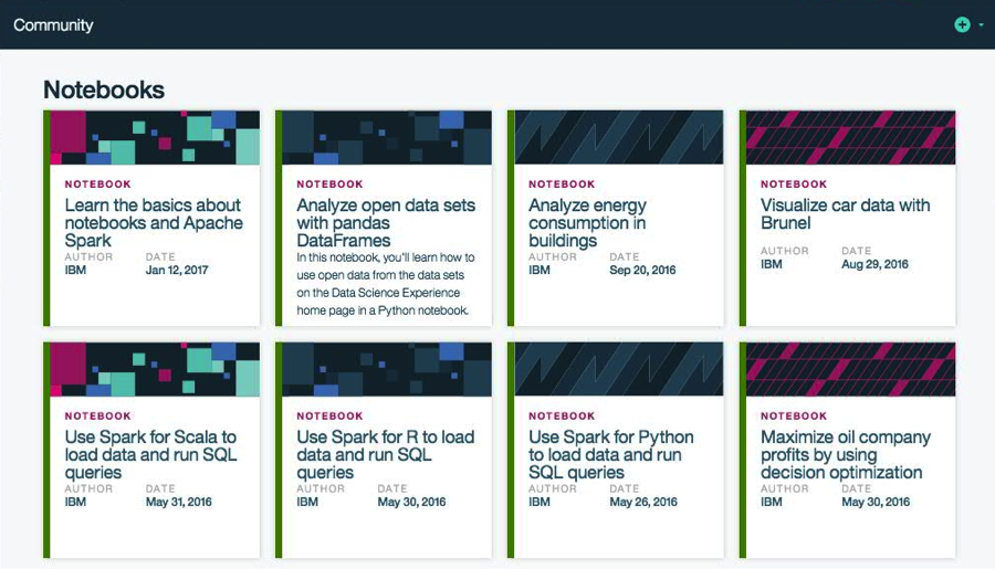 Introducing IBM Data Science Experience Desktop Beta