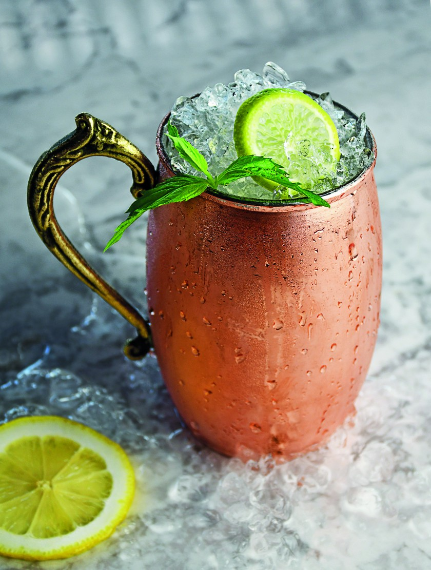 """The Moscow Mule is the traditional cocktail made with vodka, ginger beer, and lime, but it has variations that are based off of the traditional, which will take you on a journey around the world. 7 different mules that will take you on a """"trip"""" to Mexico, London, Italy, and more."""