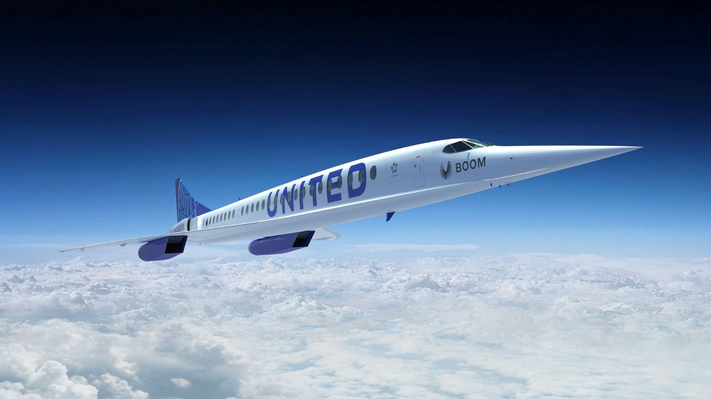 Boom Supersonic momentum grows with United deal