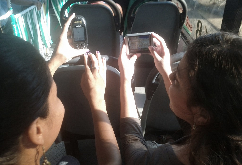 Community Mapping of Managua Bus Routes on OpenStreetMap with