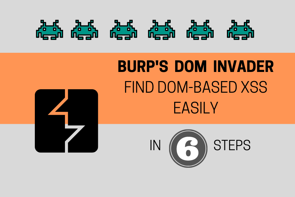 Dom Invader - Burp Suite tool to Find DOM Based XSS Easily