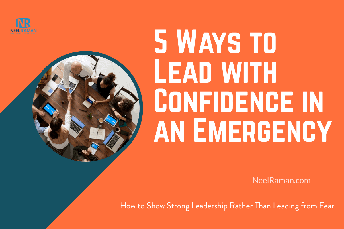 lead with confidence