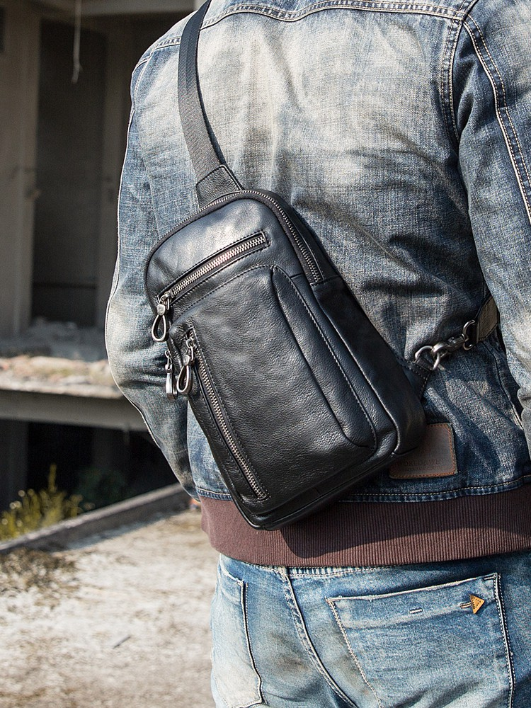 8e3ba09b08be2 That's why the companies are not making the sling bag in many different  styles, sizes, designs, and colors to fit them with the latest trends for  the men.