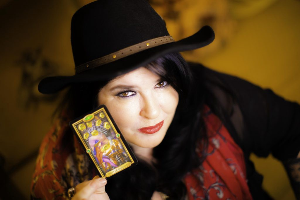your end of year tarot reading — pick a tarot card - Michele Knight