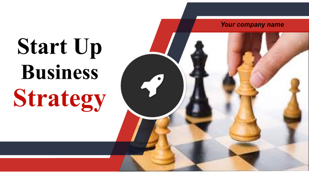 Startup Business Strategy PPT