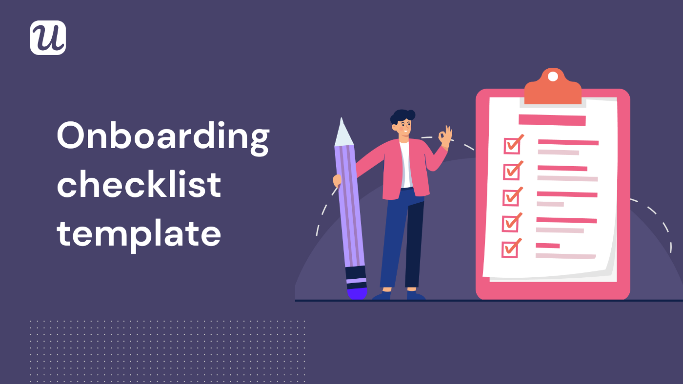 onboarding checklist template for saas