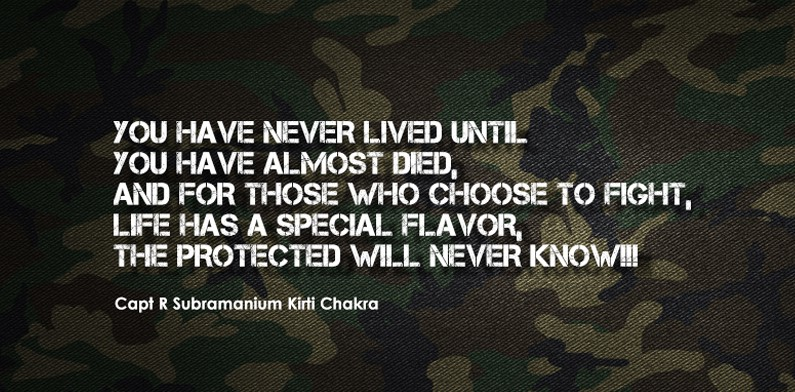11 Heart-touching Quotes From Indian Army That Will Surely Apprise