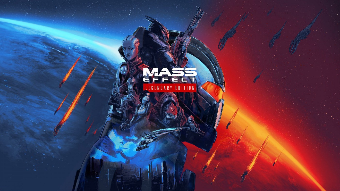 Mass Effect Legendary Edition: Save the Galaxy in the Epic Saga of Commander Shepard